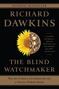Photo of The Blind Watchmaker book cover